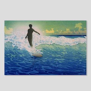 Vintage Surfer Postcards (Package of 8)