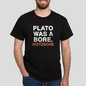 nietzsche quotes Dark T-Shirt