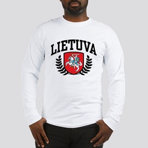 Lietuva Long Sleeve T-Shirt