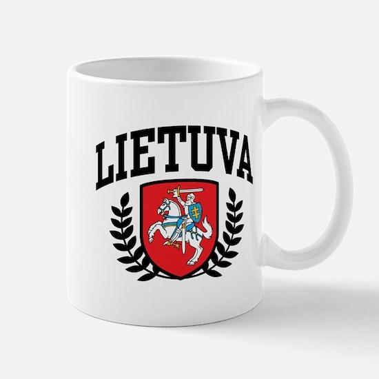 Lietuva Mug