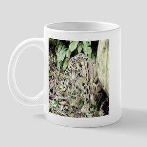 Clouded Leopard series 1 Mug
