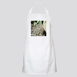 Clouded Leopard series 1 BBQ Apron
