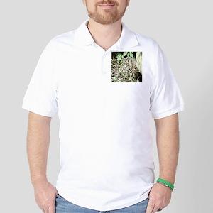 Clouded Leopard series 1 Golf Shirt