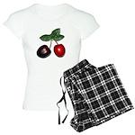Cherries Women's Light Pajamas