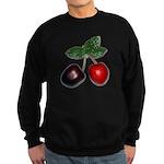 Cherries Sweatshirt (dark)