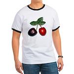Cherries Ringer T
