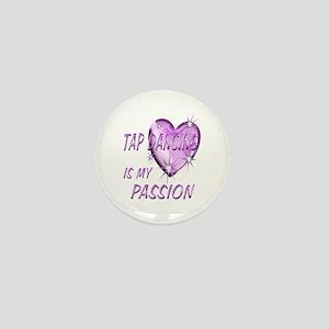 Tap Dancing Passion Mini Button