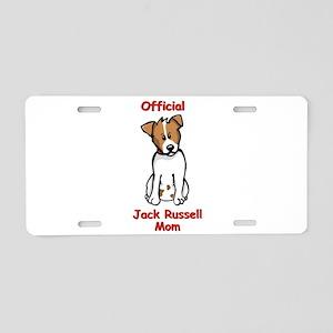 JR Mom - Aluminum License Plate