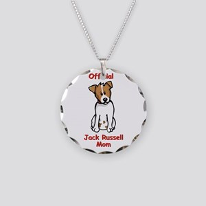 JR Mom - Necklace Circle Charm