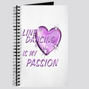 Line Dancing Passion Journal