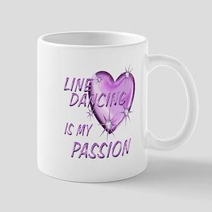 Line Dancing Passion Mug