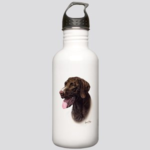 German Pointer Stainless Water Bottle 1.0L