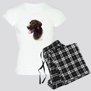 German Pointer Women's Light Pajamas