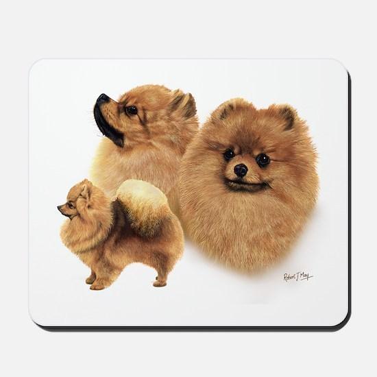 Pomeranian Mousepad