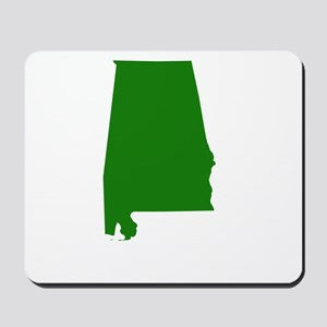 Alabama - Green Mousepad