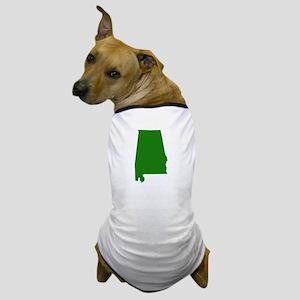 Alabama - Green Dog T-Shirt