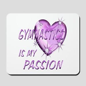 Gymnastics Passion Mousepad
