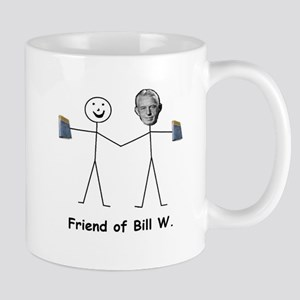 Friend of Bill W. Mugs