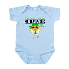 Bone Marrow Transplant Infant Bodysuit