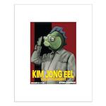 Kim Jong Eel Small Poster