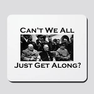 Get Along - Mousepad