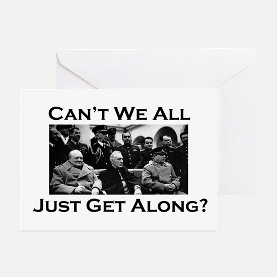 Get Along - Greeting Cards (Pk of 10)