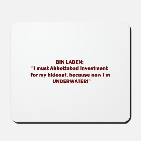 Abbottabad Inv! Mousepad