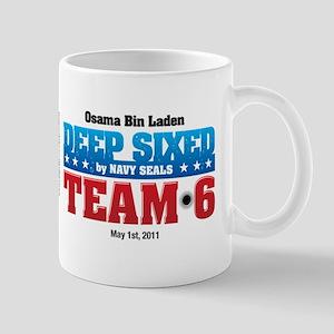 Osama Bin Laden Deep Sixed Mug