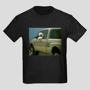 Go, Dog, Go! Kids Dark T-Shirt