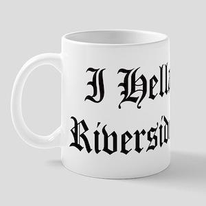 Hella Love Riverside Mug