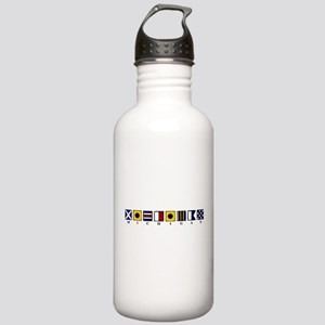 Nautical Michigan Stainless Water Bottle 1.0L