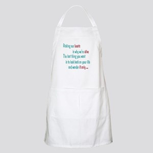 Castle: Risking Our Hearts Apron