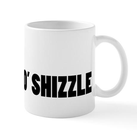 Fo'Shizzle Thomb Up Mug