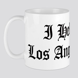 Hella Love Los Angeles Mug