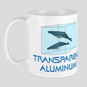 ST: Whales Mug
