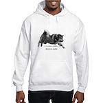 Malamute Agility Hooded Sweatshirt