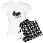 Malamute Agility Women's Light Pajamas