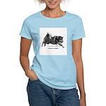 Malamute Agility Women's Light T-Shirt