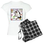 Cat Virgo Women's Light Pajamas