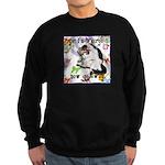 Cat Virgo Sweatshirt (dark)