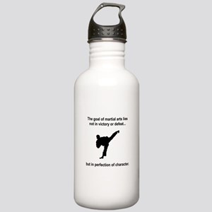 Martial Art Character Stainless Water Bottle 1.0L
