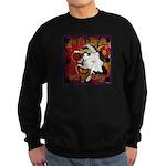 Cat Taurus Sweatshirt (dark)