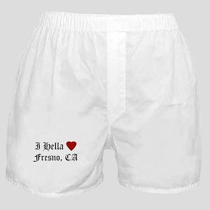 Hella Love Fresno Boxer Shorts