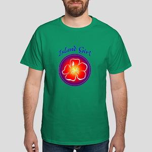 Island Girl Dark T-Shirt