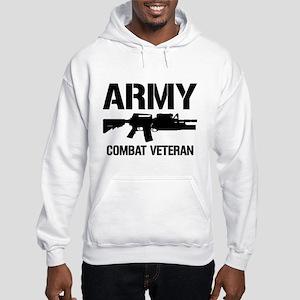 6bb19c681 Combat Veteran Sweatshirts   Hoodies - CafePress