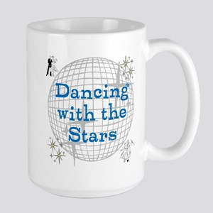 Dwts Mirrorball Large Mug Mugs