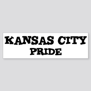 Kansas City Pride Bumper Sticker