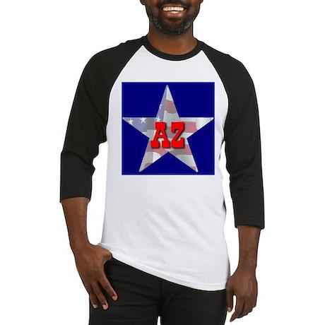 AZ Patriotic State Star Baseball Jersey