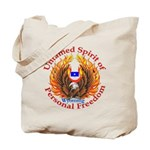Untamed WY Spirit Tote Bag