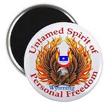 Untamed WY Spirit Magnet